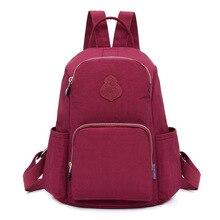 Women Waterproof Large Capacity Backpack Mochila Masculina Multifunction School Bags New Ladies Fashion Original Backpacks