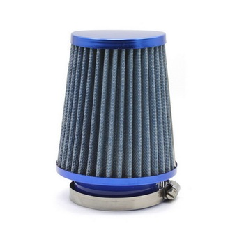 Universal Car Air Filter Cold Air  for  intake hose Kit 76mm 3 Inch Car Cold Air Intake Filter Induction Hose Pipe universal car air filter 76mm 3in cone shaped high flow cold air intake mesh filter black mushroom head motorbike cleaner new
