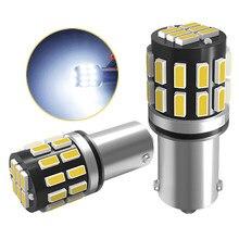 2x novo canbus ba9s h6w t11 t4w led painel de leitura interior do carro lâmpada da placa licença luz porta lâmpadas dc 12v 6000k branco 30smd 3014