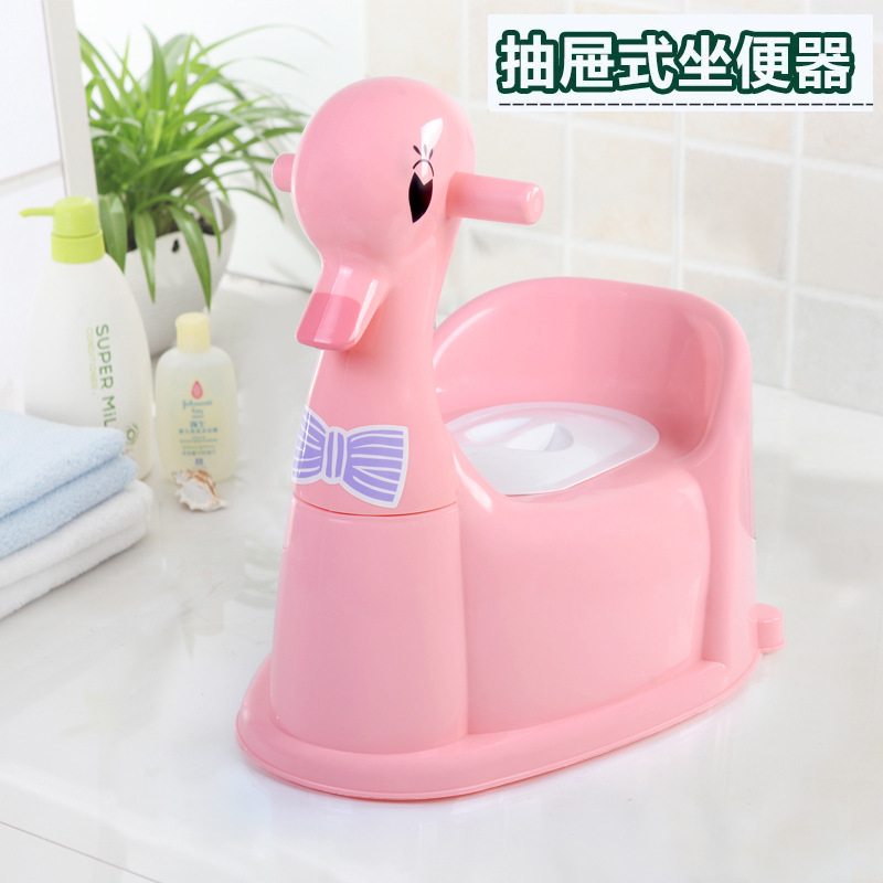 AND CHILDREN'S Drawer-type CHILDREN'S Toilet Pedestal Pan Female Baby Toilet Large Size Men's Potty Kids Urinal