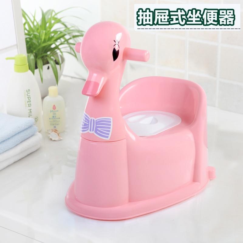 AND CHILDREN'S Drawer-type CHILDREN'S Toilet Pedestal Pan Female Baby Toilet Large Size Men's Potty Kids Urinal