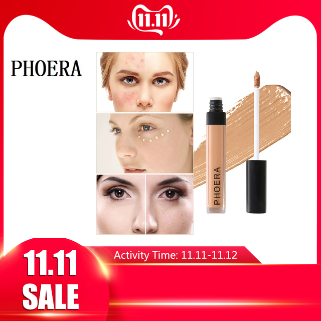 10 Colors Liquid Concealer Stick Foundation Makeup Cream Scars Acne Cover Smooth Makeup Face Eyes