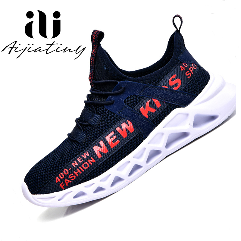 Summer Kid Sneakers Kid Running Shoes Children Sport Shoes Boy Basket Footwear Lightweight Breathable Casual Girl Fashion Shoes