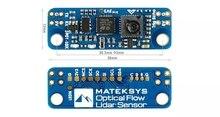 حساس ليدار لتدفق بصري بنظام Matek جديد 3901 L0X وحدة دعم INAV لطائرة RC بدون طيار FPV سباق
