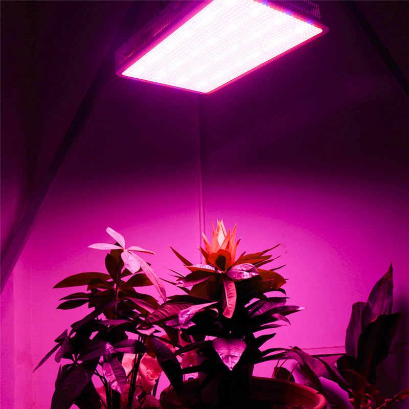 2 pz/lotto 1200W Spettro Completo Coltiva La Luce Led Phyto Lampada IR UV Illuminazione per Hydro Piante Fiori Serra Indoor growbox Tenda