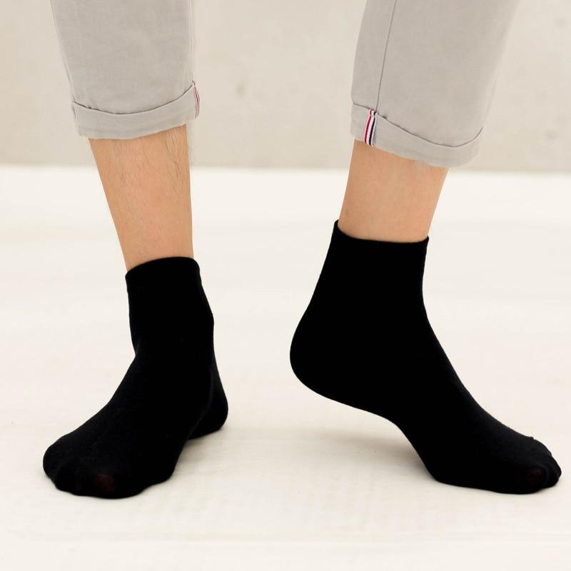 Men's Socks Cotton Short Socks Men's Socks Cotton Spring and Summer Seasons Thin Men's Socks Cotton Socks Sweat Deodorant