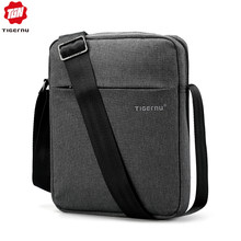 Tigernu Brand Men Messenger Bag High Quality Waterproof Shoulder Bag For Women Business Travel Crossbody Bag(China)