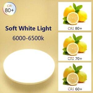 Image 5 - Smart LED Motion Sensor Night Light 5w 7W 9W 12W 18W 220V PIR Sensor Bulbs Lamp Ceiling Lights for Home Stair Corridor White