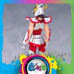CMT Op Voorraad Grote Speelgoed GT EXST (Veiligheid CAP) EX Bronzen Pegasus V1SHF Metal Armor Action Figure Saint Seiya
