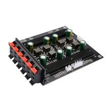 AIYIMA TPA3116 5.1 デジタルアンプ基板 6 チャンネルアンプ 2x100 ワット 4 × 50 ワットハイパワー音アンプボードのための 5.1 ホームシアター Diy