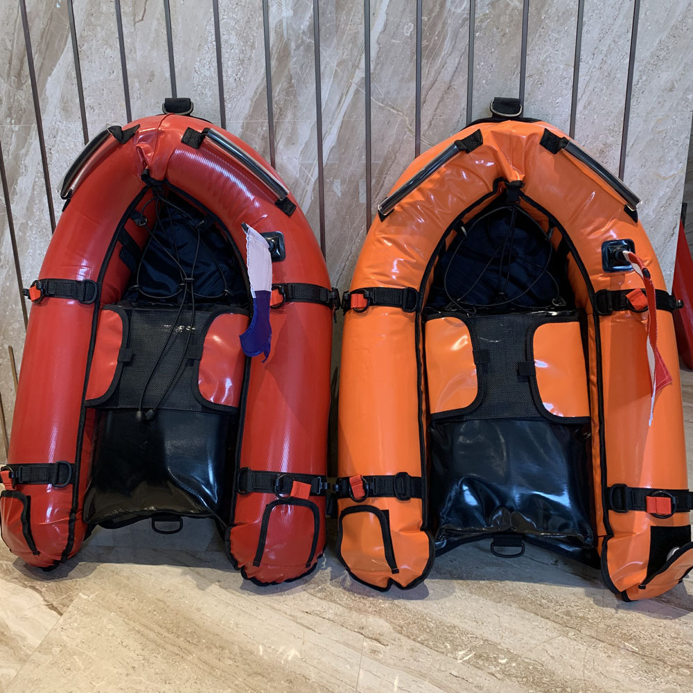 Scuba Diving Float Inflatable Boat Rescue Board Speafishing Diving Accessories 88cmx60.5cmx27.9cm