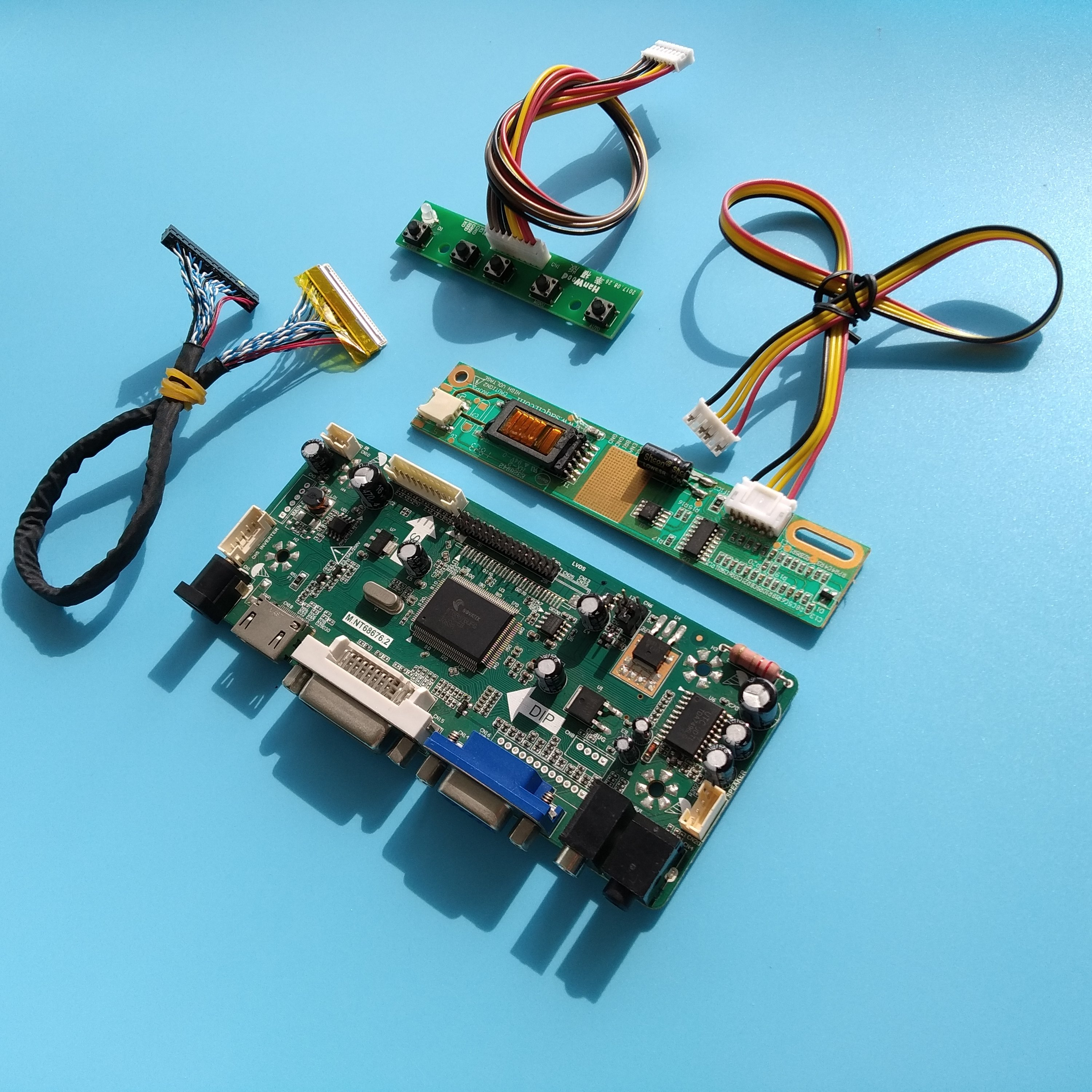 Kit For CLAA154WB03A/CLAA154WB03AD/CLAA154WB03AN Controller Board 15.4