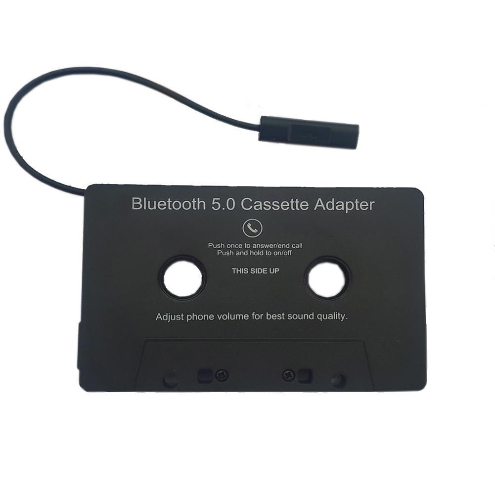 Bluetooth Universal Conversor de Fita Carro MP3/SBC/Stereo Bluetooth Áudio Adaptador Cassete Para Cassete Aux Adaptador de Smartphones