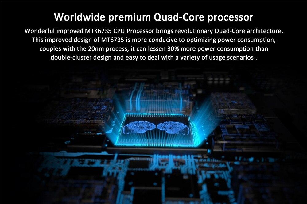 Worldwide premium Quad-Core processor