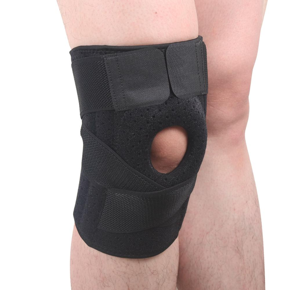 2020 New Design Cellular Knee Calf Support  Knee Sleeve Support Compression Knee Brace Sleeves