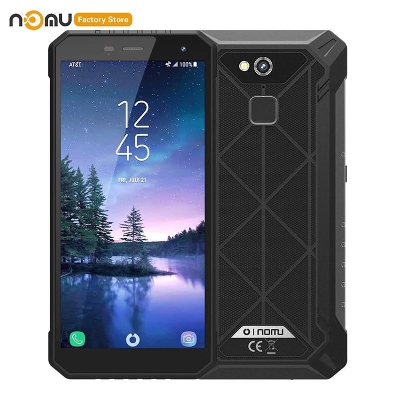 Original NOMU S50 PRO 4G Phablet 5.72'' Android 8.1 MTK6763 Octa-core 1.5GHz 4GB RAM 64GB ROM 16.0MP 5000mAh Mobile Phones