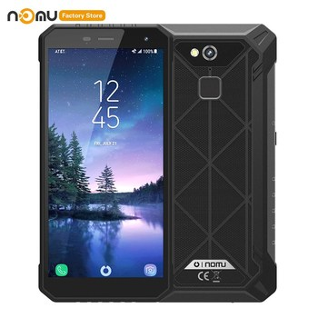 Original NOMU S50 PRO 4G Phablet 5.72'' Android 8.1 MTK6763 Octa-core 1.5GHz 4GB RAM 64GB ROM 16.0MP 5000mAh Mobile Phones