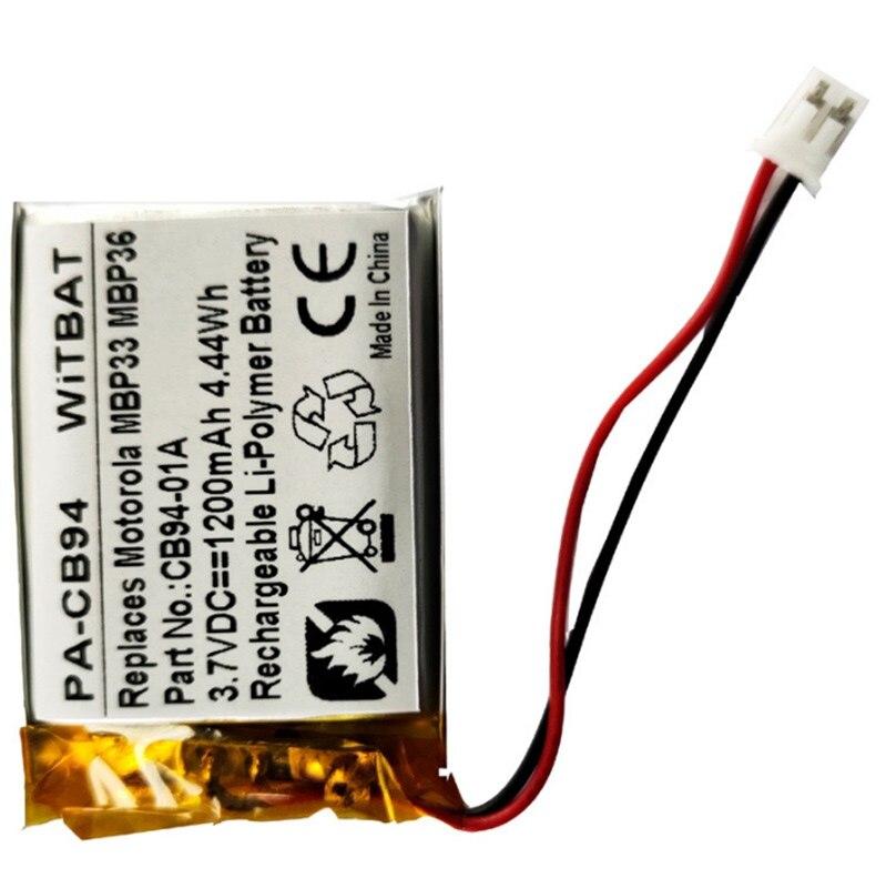 New Battery For Motorola MBP35,MBP35T,MBP36,MBP36PU,MBP41,MBP41BU,MBP41PU,MBP43,MBP43BU,MBP43PU Wireless Video Baby Monitor 3.7V