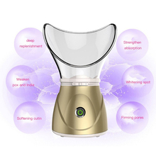 Electric Deep Cleaning Facial Cleaner Beauty Face Steaming Device Steamer Machine Thermal Sprayer Skin Care Tools