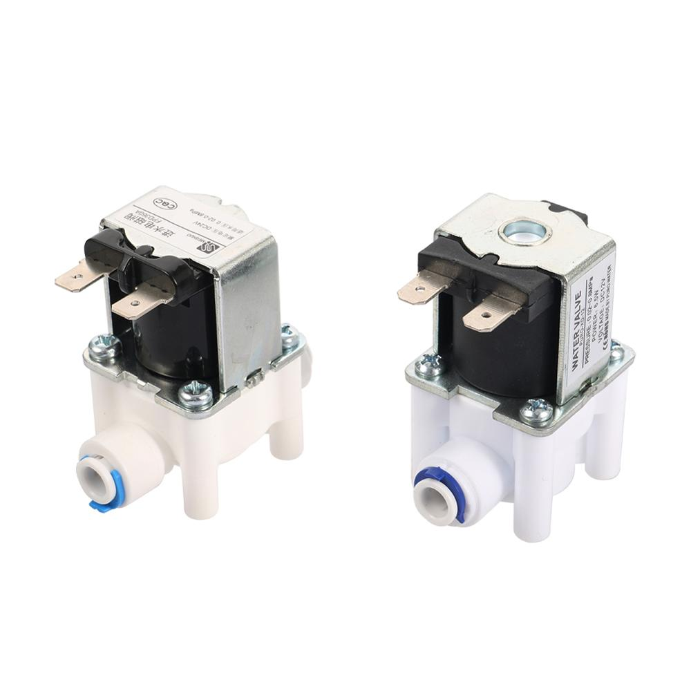 Normally Closed Electric Water Solenoid Valve 1/4