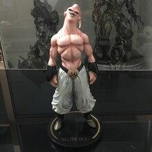 משלוח חינם מקורי דרקון כדור Figuarts אפס 29cm EX Majin Buu Boo פעולה דמויות צעצועי בובת ילד מתנה