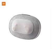 Xiaomi lejia massagem travesseiro elegante design minimalista temperatura constante pressão quente todo o corpo disponível um controle de botão|Controle remoto inteligente| |  -