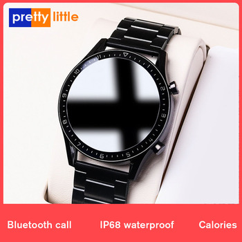 2020 New DT92 Smart Watch Men Bluetooth Call Full Touch Screen IP68 Waterproof Smartwatch For Android IOS Sports Fitness Watches