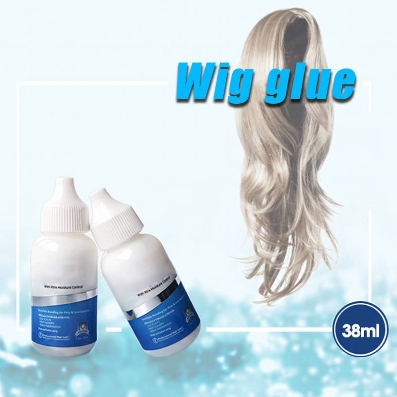 Hair Replacement Adhesive Invisible Bonding Glue Extra Moisture Control For Poly Lace Hairpiece Wig @ME88