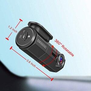 Image 5 - ZEROGOGO DVR Mini Dash Cam Wifi Car DVR Full HD 1080P Camera Auto Recorder for Car Night Vision Novatek 150 Degree G Sensor