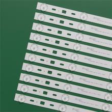 جديد 10 قطعة LED شريط إضاءة خلفي 40 بوصة التلفزيون KDL 40RM10B KDL 40R480B KDL 40R483B KDL 40R453B سام سونغ 2013SONY40A 2013SONY40B 3228