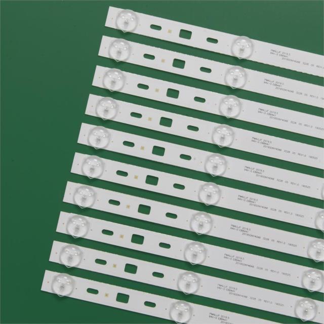 New 10PCS LED backlight strip 40inch TV KDL 40RM10B KDL 40R480B KDL 40R483B KDL 40R453B SAM  SUNG 2013SONY40A 2013SONY40B 3228
