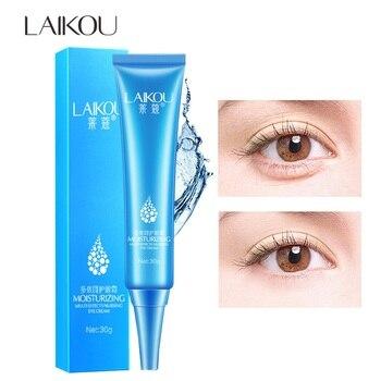 LAIKOU Eye Cream Moisturizing Anti-Wrinkle Anti-Aging Eye Gel Remover Dark Circles Anti-Puffiness Repair Eye Lifting Serum недорого
