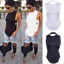 Frauen Ärmelloses Crop Tank Tops Weibliche Backless Tube Top Solide Tanks Gestellte Sommer Casual Tops Yoga Shirt Weibliche Jogging Weste(China)