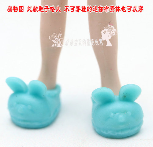 Shoes for Blyth doll Size can be chosen for 1/6 blyth dolls shoes 5