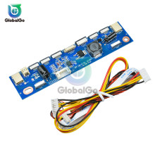 цены LED Backlight Multifunction Inverter Constant Current Board Driver Board 12 Connecters LED Strip Tester DuPont Line