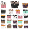 Xinyan Beroep Make-Up Kwasten Set Wenkbrauw Foundation Blush Brush Poeder Blending Oogschaduw Make Up Beauty Tool Kit 20Pcs
