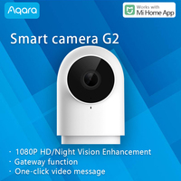 Aqara Smart Camera G2 1080P Gateway Hub Edition IP Webcam camera WiFi Connect other Zigbee devic Work with Xiaomi Mi Home App