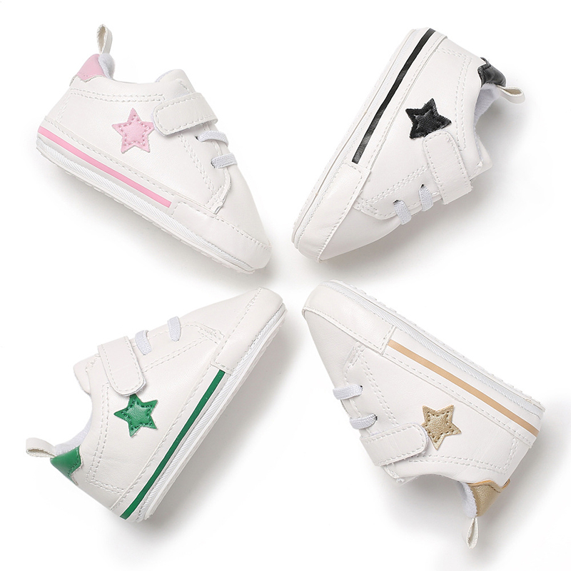 Infant Kid Boys Girl Shoes Soft Sole Casual Baby Boy Shoes 0-18 Months Toddler Tennis Shoe Newborn Baby Girl Winter Snekers