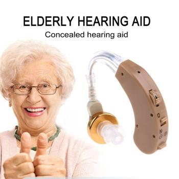 In-ear Digital Acousticon Best Invisible Sound Enhancement Deaf Volume Adjustable Tone Hearing Aids Aid Ear Assistance image