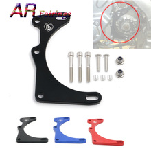 2006-2018 For Yamaha Raptor 700 ATV Parts CNC Chain Case Saver Repair Kit Protector Guard Engine Slider Red Black Blue nicecnc atv front and rear lowering kit for yamaha raptor 350 yfm350 2004 2013 660r yfm660r 2001 2005 700 700r yfm700 2006 2018