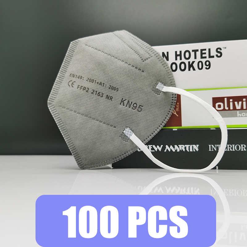 Gray 100 PCS
