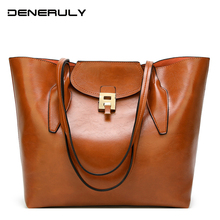 Vintage Leather Bags Women Handbags Luxury Designer 2019 High Capacity Tote For Large Black Crossbody