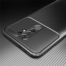 HATOLY Carbon Fiber Cover For Xiaomi Redmi 9 Case Funda Xiaomi Redmi 9 8 8A 7A Note 8 8T Ultra Thin Phone Case For Redmi 9 Cover