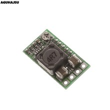 Tamanho ultra-pequeno DC-DC step down power module 3a conversor buck ajustável 1.8 v 2.5 v 3.3 v 5 v 9 v 12 v