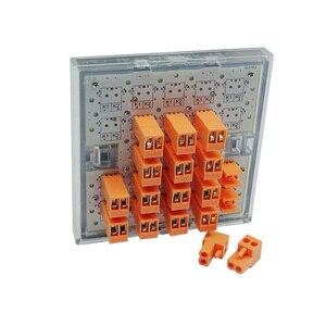 Image 3 - Kincony 16ボタン自己リセットスイッチ、トグルスイッチ壁パネル86*86モジュールためKC868スマートホームオートメーションコントローラマニュアル制御12v