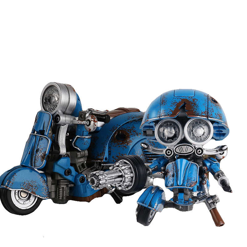 NEW WJ Transformation TOY Figure small motor with base in stock