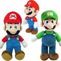 Плюшевая игрушка Марио, 25 см, кукла Марио, люиджи, игрушка, мягкие куклы-животные, детские игрушки, подарок на день рождения и Рождество