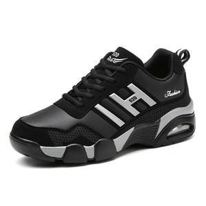 Image 3 - PUPUDA الرجال أحذية رياضية الشتاء أحذية الرجال عالية أعلى حذاء كرة السلة الخريف الرياضة تشغيل القطن أحذية رياضية نوعية جيدة الثلوج أحذية الرجال
