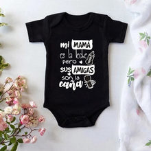 2021 Newborn Baby Bodysuits Funny Cotton Short Sleeve Body Baby Boy Girls Onesies Rompers Outfits Baby Shower Gifts