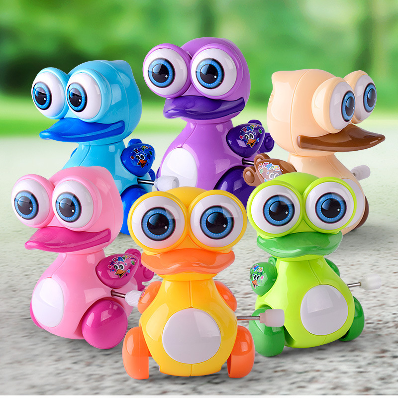 New Style Special Offer Wind-up Toy Da Yan Ya Winding Stall Hot Selling Supply Of Goods Night Market Square Children Small Gift